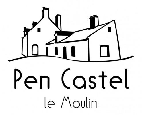 moulin pencastel logo