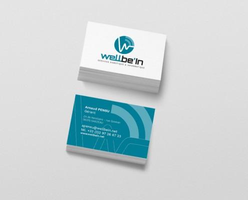 wellebein cartes visite