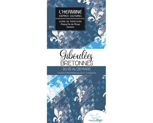 Giboulées bretonnes