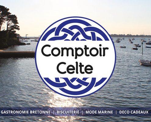 Comptoir celte - identité visuelle
