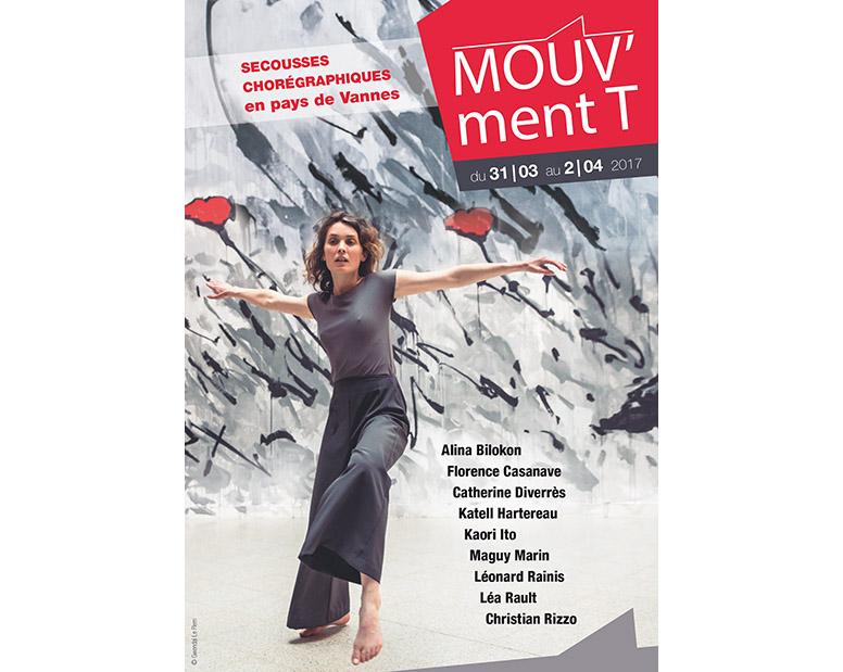Mouv'ment T Festival plaquette