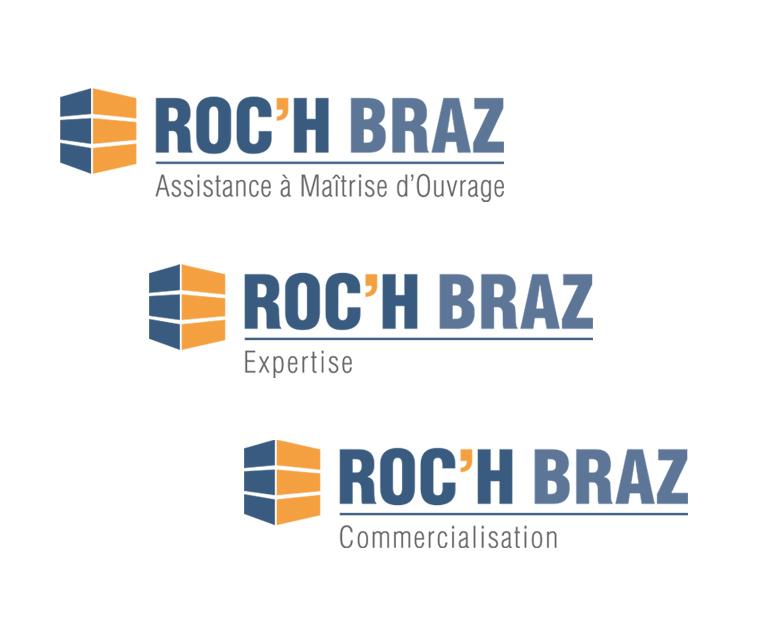 Roc'h Braz nouveau logo