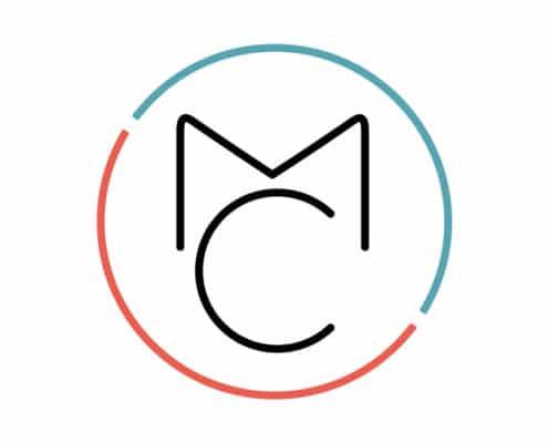 Logotype MC votre conciergerie et bagagerie