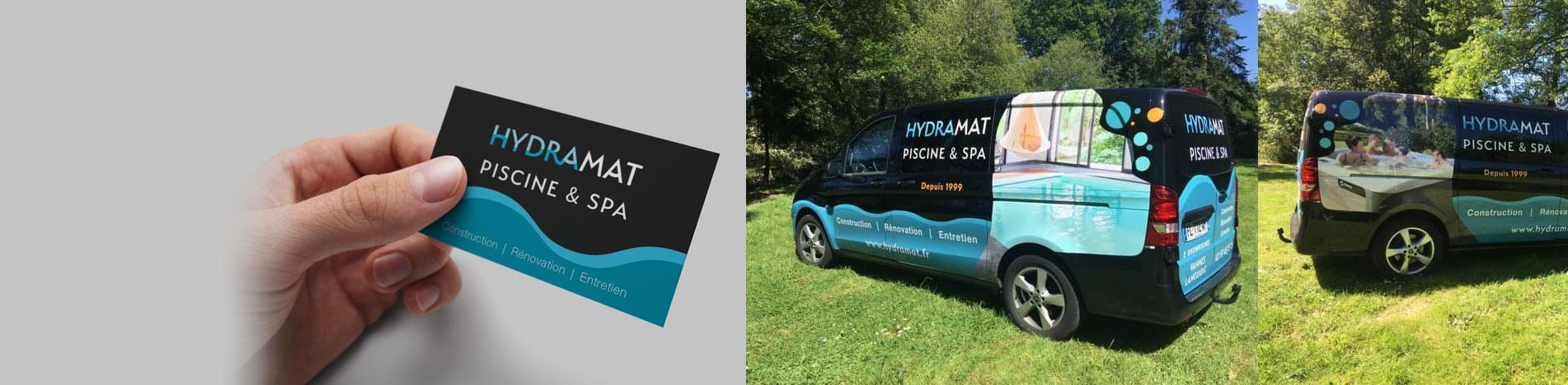 Hydramat piscines et spa