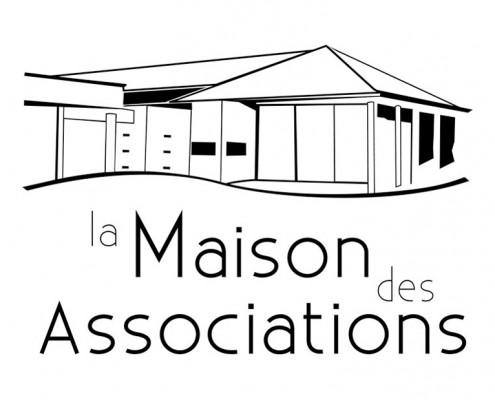 Arzon logo maison des associations