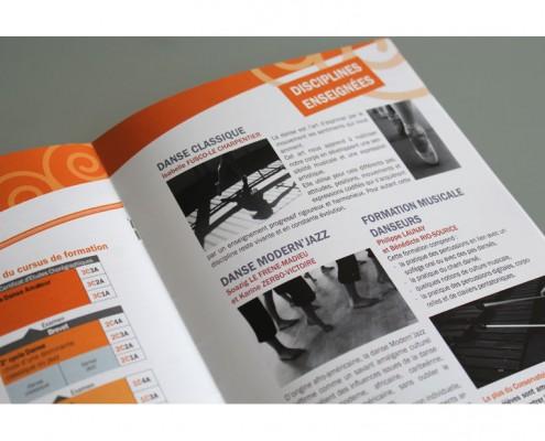 conservatoire 2016 pages danse