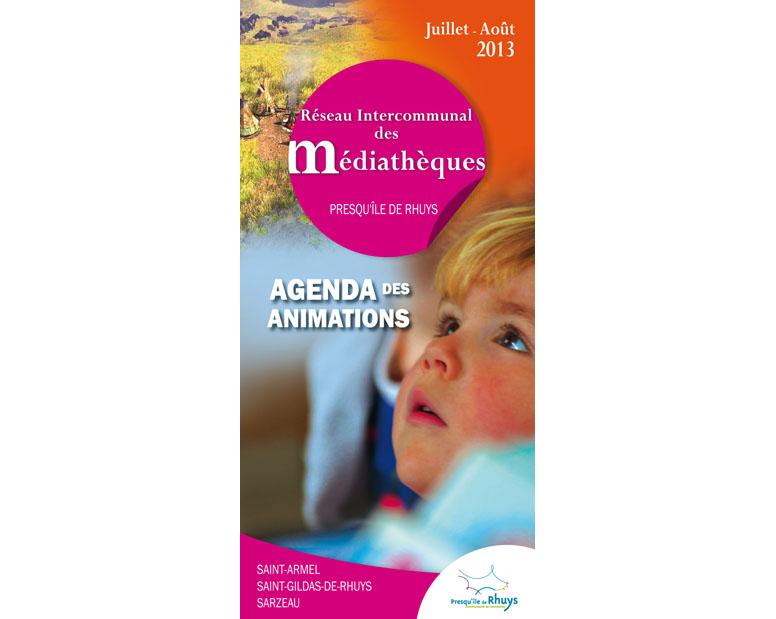 mediatheque 2014 agenda