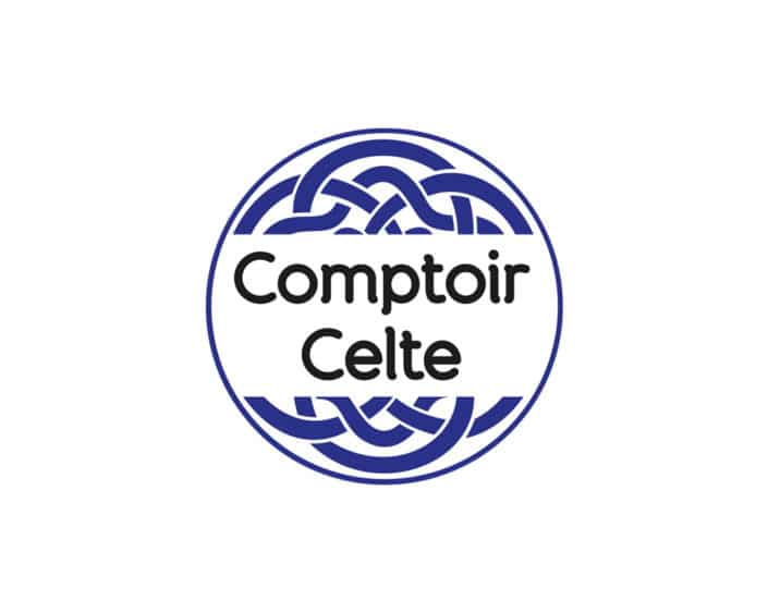 logotype magasin breton comptoir celte