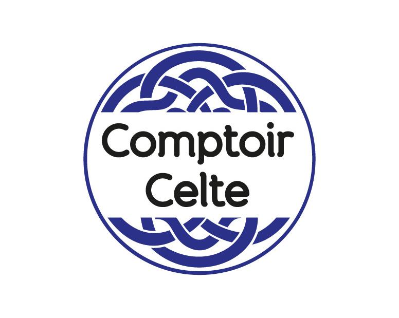 Comptoir celte - identité visuelle - logo