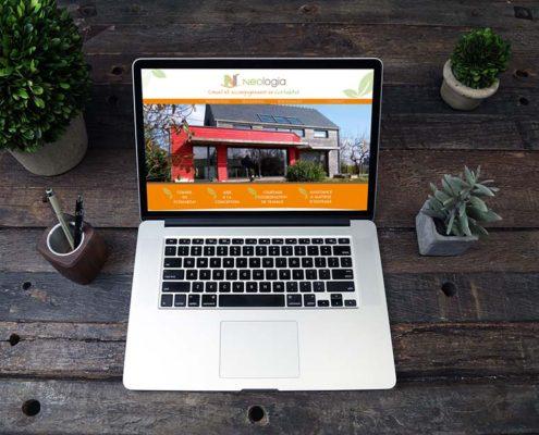 Design de site internet sur-mesure