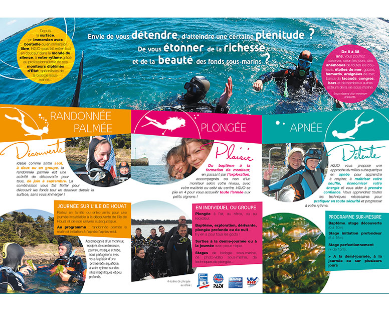 Centre de plongée Morbihan Crouesty