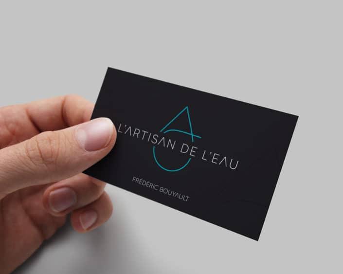 Artisan Morbihan communication visuelle