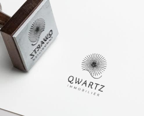 Qwartz immobilier design de marque