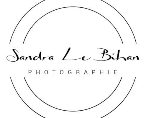 Logotype photographe Morbihan